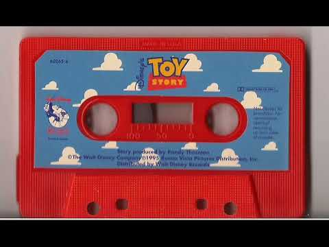 Disney's Toy Story Cassette Tape