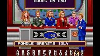 Family Feud - Name something women do for hours on end