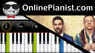 Macklemore & Ryan Lewis ft. Mary Lambert - Same Love - Piano Tutorial