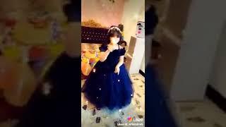 كالو اليوم الكمر ميلاده ♥️😍طفله ترقص طركاعة ♥️🤩