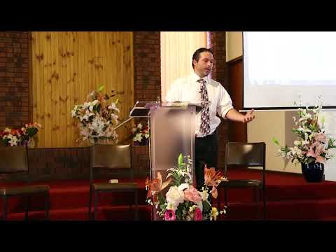 2018-06-09 - The Forest or the Trees - Paul Godfrey - Sermon
