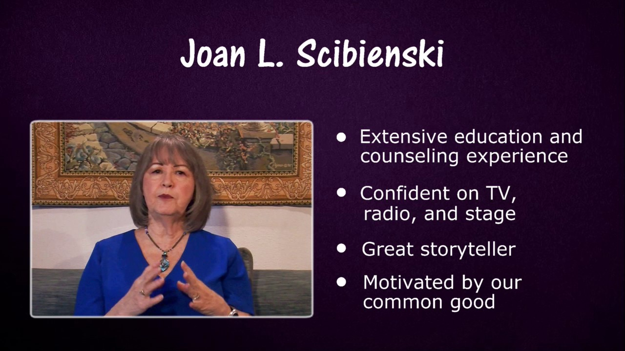 About Joan Scibienski