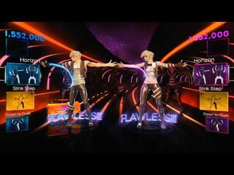 Dance Central 2 - Lady Gaga DLC trailer
