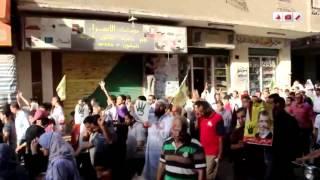 رصد | رافضوا الإنقلاب بإمبابه فى جمعة زواج مصر من أمريكا باطل