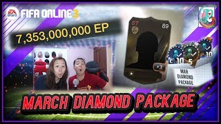 ~WB Ibra +5?!?!?~ March Diamond Package Opening - FIFA ONLINE 3