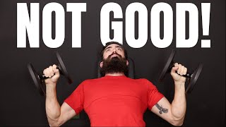 7 Beginner Workout Mistakes You MUST Avoid!!