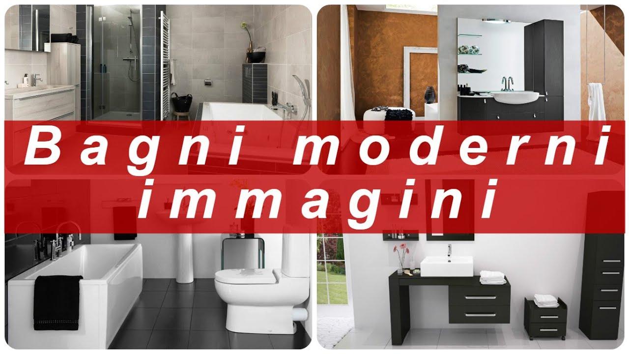 Bagni moderni immagini youtube for Bagni design 2016