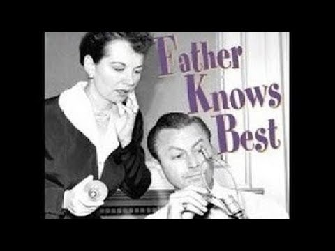 "FATHER KNOWS BEST -- ""SMOOTH HOUSEHOLD"" (5-15-52)"