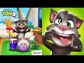 My Talking Tom Vs My Talking Tom 2 Android Gameplay #13