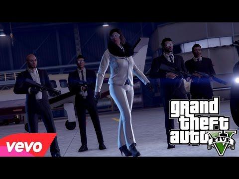 GTA 5: MEXICAN MUSIC VIDEOS DOS! (GTA 5 FUNNY MOMENTS)