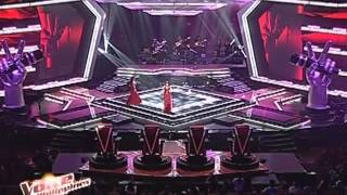 Morissette Amon Performance