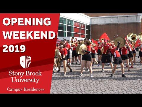 Opening Weekend 2019 | Stony Brook University