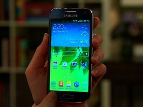 Samsung Galaxy S4 Mini Bigger Than You Think