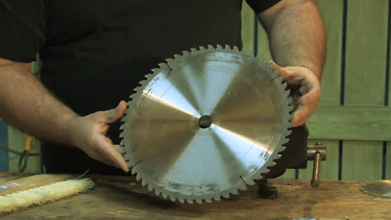 How to clean circular saw blades youtube greentooth Image collections