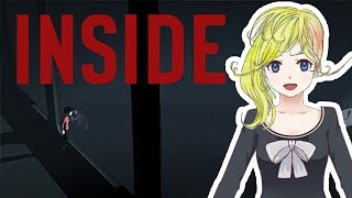 【ホラー】デビュー1周年記念でホラーゲーム「INSIDE (インサイド)」を実況プレイ