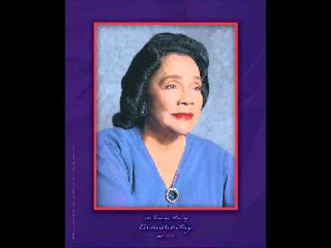 Coretta Scott King Eulogy
