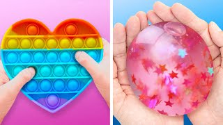 Colorful Parenting Crafts If Your Kids Are Bored || Clever Kids Training And Satisfying DIYs