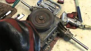 Riding Mower - Peerless 705-002 tecumseh montaż skrzyni