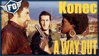 A Way Out: KONEC - Neuvěřitelný Plot Twist!   Feat. Agraelus