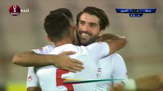 Iran vs Cambodia  14-0 FIFA World cup qualifying, highlights and goals