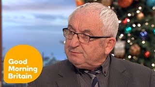 Should We Give Food and Money to the Homeless? | Good Morning Britain