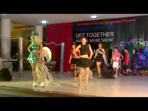 FASHION SHOW - GET TOGETHER 2015 - SFL - TVU