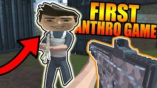 FIRST ANTHRO GAME ON ROBLOX?! | ROBLOX: Fray