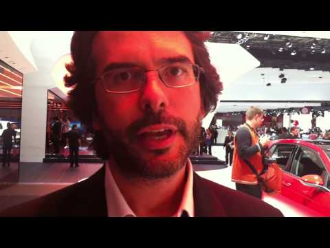 Paris Motor Show 2012 VW Golf VII