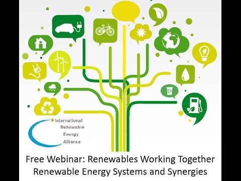 Renewables Working Together  Renewable Energy Systems and Synergies
