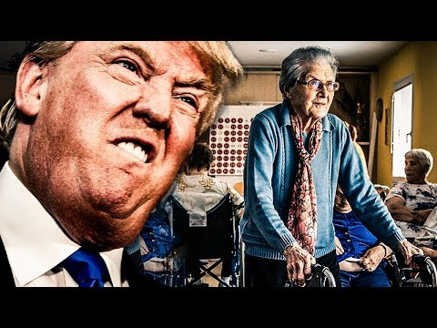 Trump Eases Rules To Allow Nursing Homes To Abuse Elderly Without Punishment