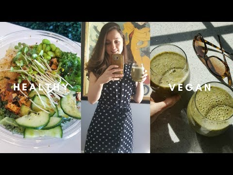 Healthy + Vegan: What I Ate Today in Arizona!