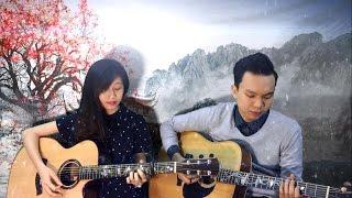 Tong Hua/Đồng Thoại - Guitar duet (Tuan Vu & Hac Nho)