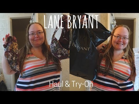 Lane Bryant Try-on | Cacique Bra Try-on