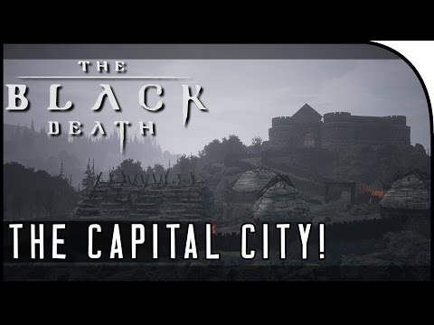 "The Black Death Gameplay Part 1 - ""MEDIEVAL OPEN-WORLD GAME, CAPITAL CITY!"" (GIVEAWAY INSIDE!)"