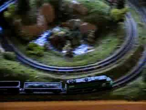 Kraft Systems Custom made N Scale Model Train Set ( 1 )