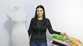 Ткань Батист в магазине ткани Фру-Фру. - YouTube
