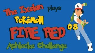 Pokemon FireRed Ashlocke Challenge #08: Technicality?