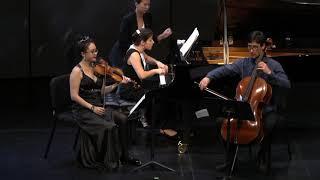 Franz Schubert: Piano Trio No. 1 in Bb Major, D 898,