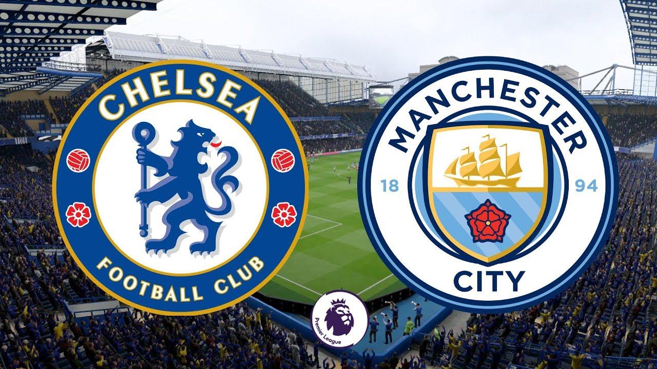 Premier League 2018/19 - Chelsea Vs Manchester City - 08/12/18 - FIFA 19 - YouTube