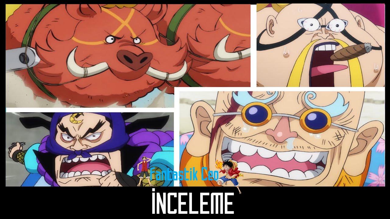 Luffy Hapishaneyi Dağıtıyor! Queen Ortaya Çıktı! l One Piece 930.Bölüm Anime İncelemesi l ワンピース