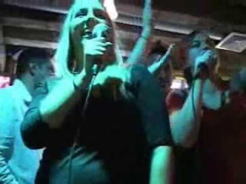 Sissy K's karaoke Boston Nocturnal