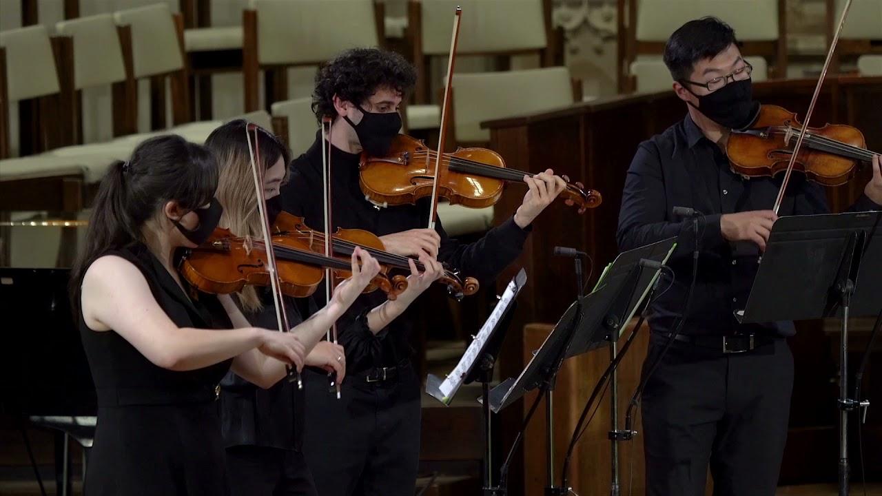 Kontrapunktus Performs Avison/Scarlatti