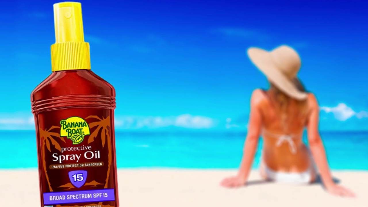 how to make tanning oil