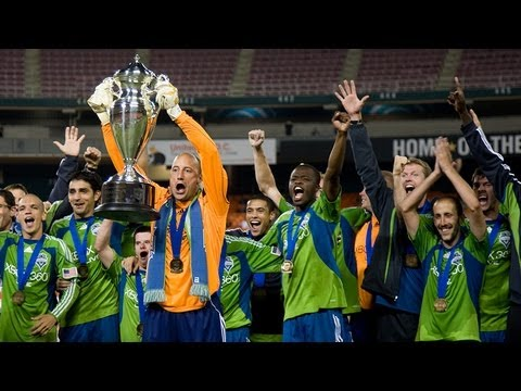 2009 Lamar Hunt Open Cup Final - D.C. United Vs. Seattle Sounders FC: Highlights - Sept. 2, 2009