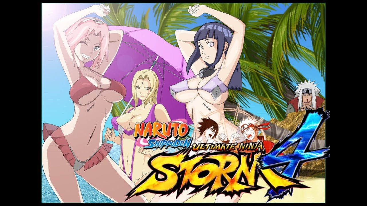 naked sexy womens in naruto