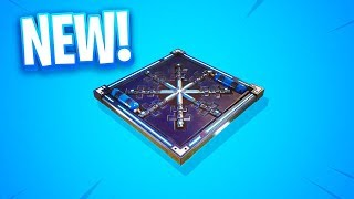 The New Fortnite FREEZE TRAP..