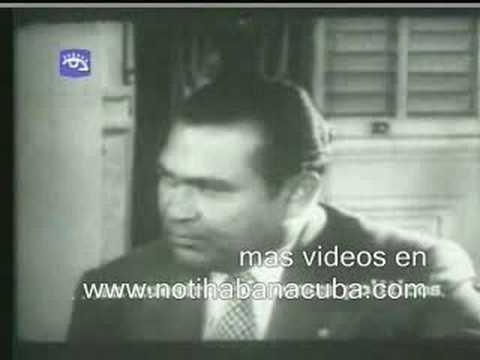 FULGENCIO BATISTA GRAU Y PRIO Y LA LLEGADA DEL TIRANO