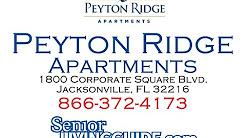Peyton Ridge Apartments 1800 Corporate Square Blvd. Jacksonville, FL 32216 866-372-4173