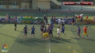 Highlight Chung Kết THF Cup 2018 [FC Sầm Sơn - FC PTSC]