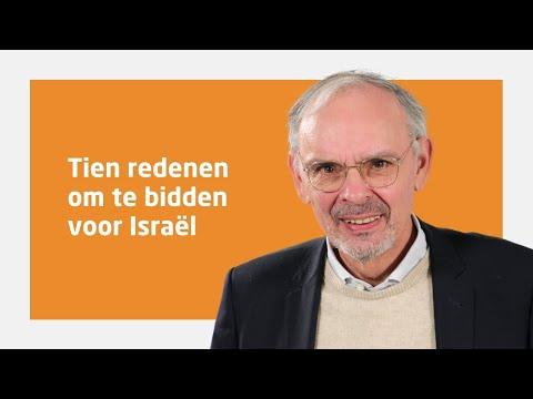 Ds. Henk Poot Over 'Tien Redenen Om Te Bidden Voor Israël'